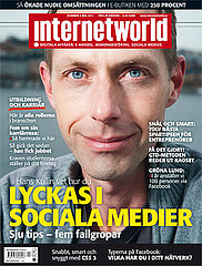 Hans Kullin knows how to succeed in social media - Internetworld Sweden