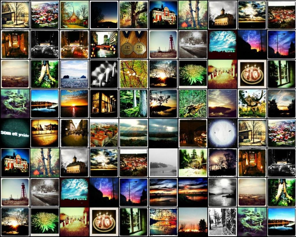 twitter background instagram photos