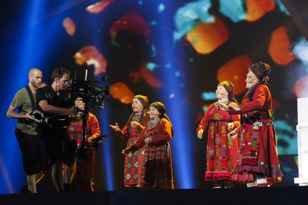 russia eurovison song contest photo: Thomas Hanses (EBU)