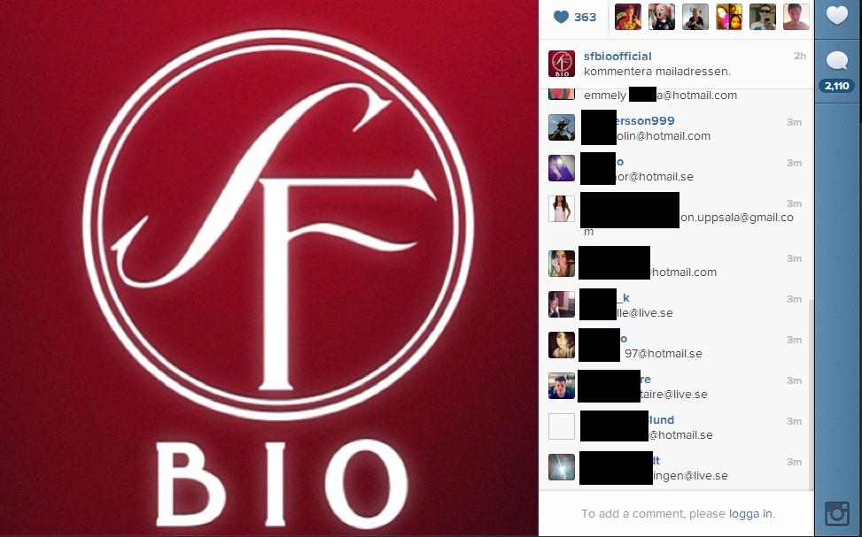 sfbio instagram fake