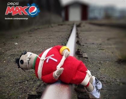 Pepsi Facebook Cristiano Ronaldo disaster