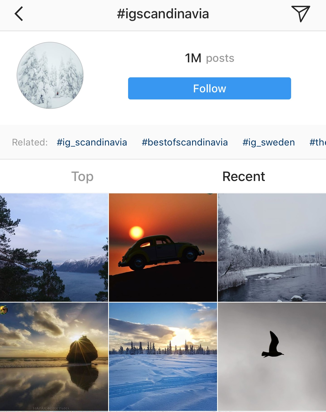 Instagram about to remove Top 9 for hashtags | Media Culpa