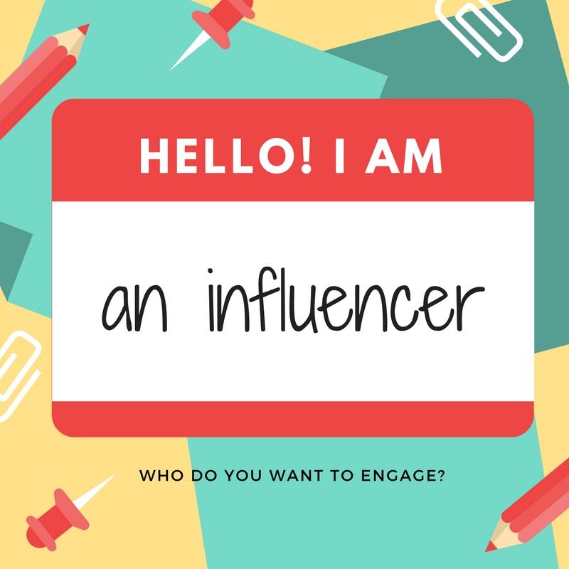 i am an influencer